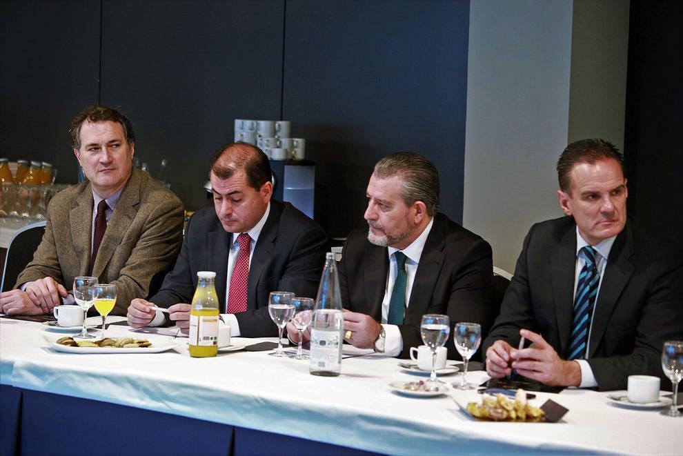 La sesión puso a prueba las tablas de algunos de los asistentes.
