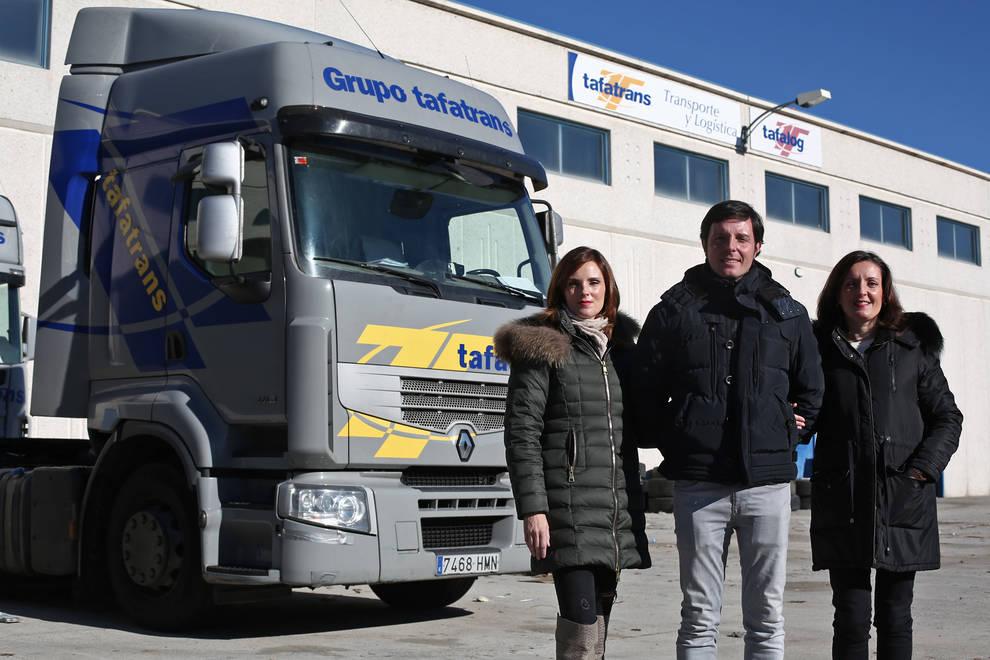 Tafatrans crece hasta alcanzar 50 empleos y 6 millones de for Empresas de transporte en tenerife