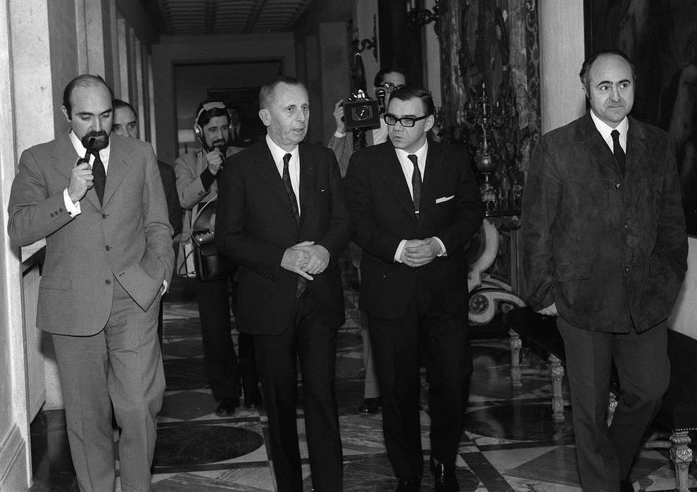 La vida de Miguel Urabayen, en imágenes (1/9) - Fallece Miguel Urabayen a los 91 años - Contenidos -