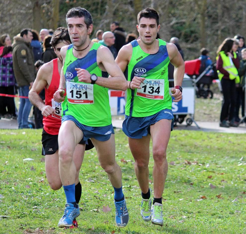 Campeonato Navarro de Cross Corto 2018 en Estella (1/15) - Imágenes del Campeonato Navarro de Cross Corto 2018 en Estella - Fotos DNRunning -