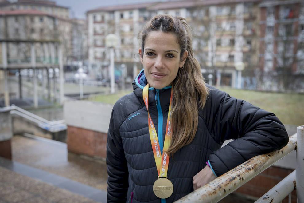 Entrevista A Maitane Melero Medalla De Oro En Los 3 000