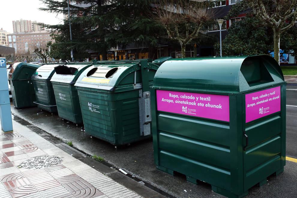 fc718633a El reciclaje de ropa aumentó en Pamplona y Comarca un 39% con los ...
