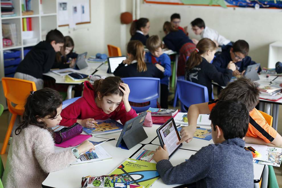 Diario Escolar. Cambio e innovación educativa en Jesuitas Pamplona ... 1fbdf71124bcf