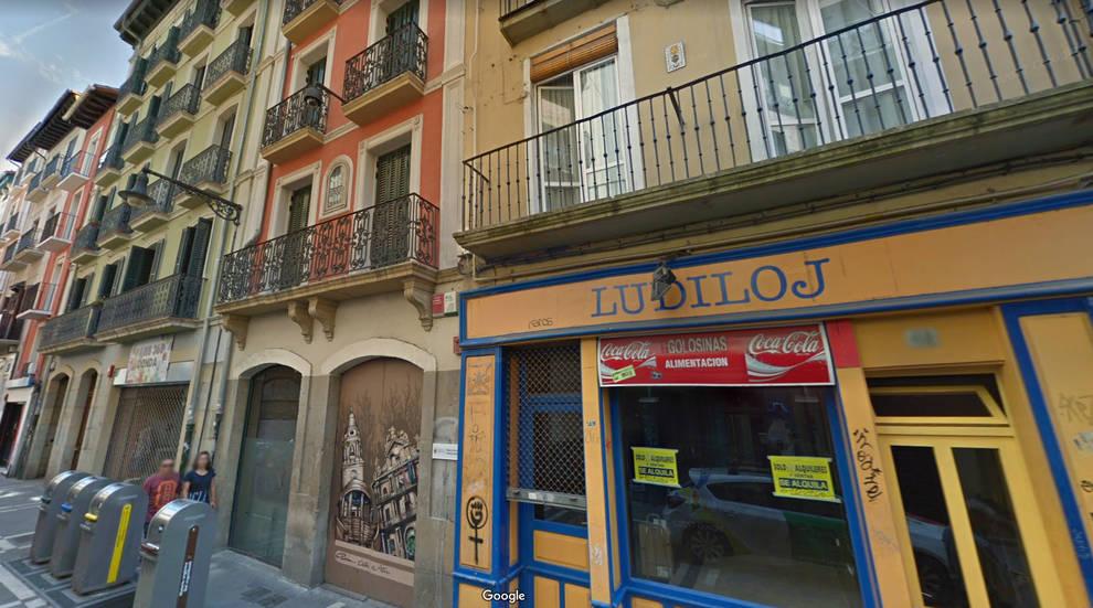 Upn y psn acusan al gobierno de pamplona de dejaci n en las ocupaciones de edificios - Pamplona centro historico ...