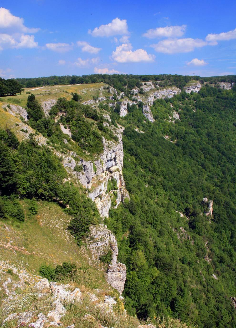 Rincones insólitos de la Sierra de Urbasa