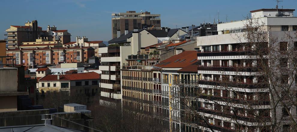 Nueva ley en navarra para que afloren las viviendas - Edificio singular pamplona ...
