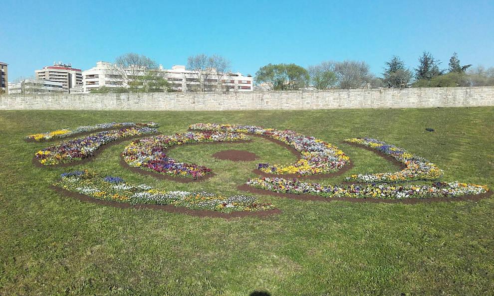Escolares navarros preparan los jardines que representar n for Los jardines esquelas