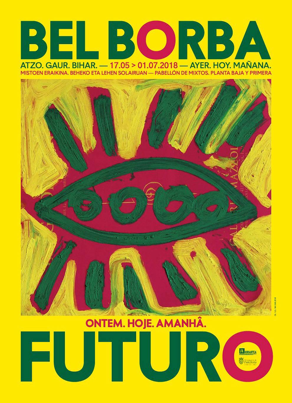 El brasileño Bel Borba presenta la muestra \'Ayer. Hoy. Mañana ...