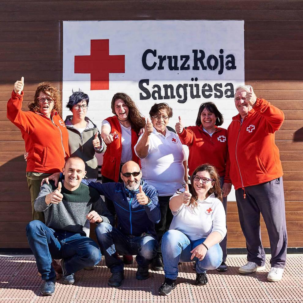 Voluntariado de Cruz Roja al alza en Sangüesa   SeleccionDN+ ...