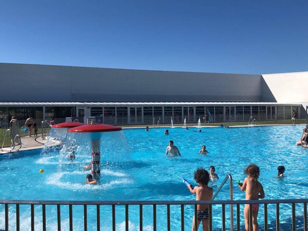el acuerdo alcanzado pone fin a la huelga de piscinas en