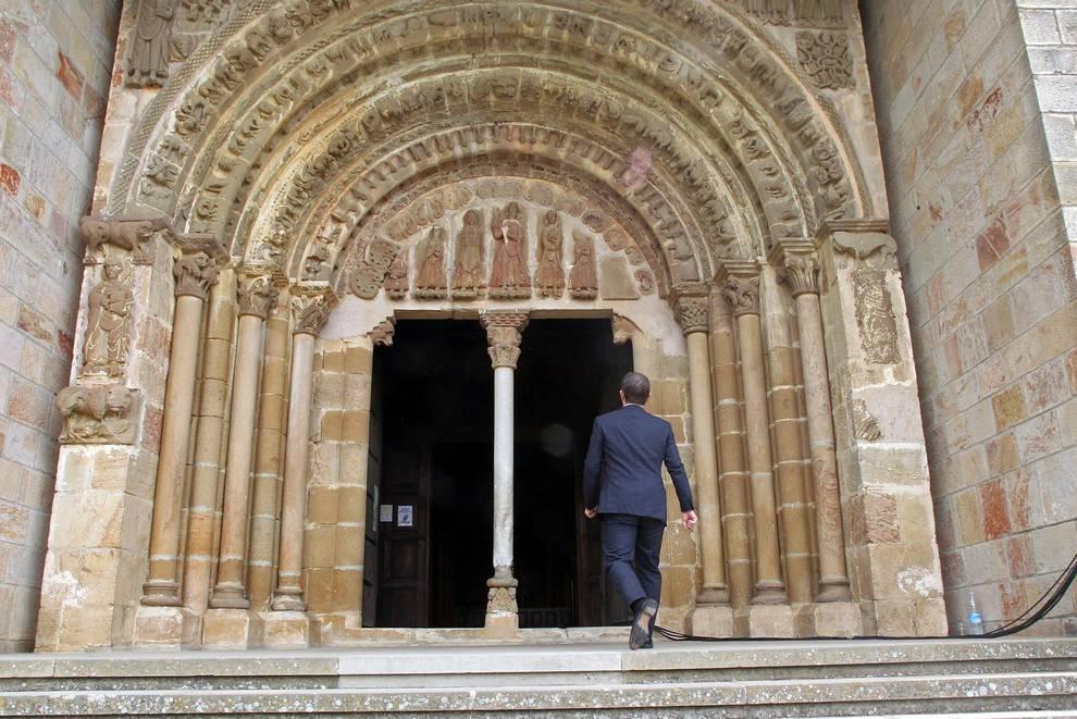 Monasterios, un remanso de paz