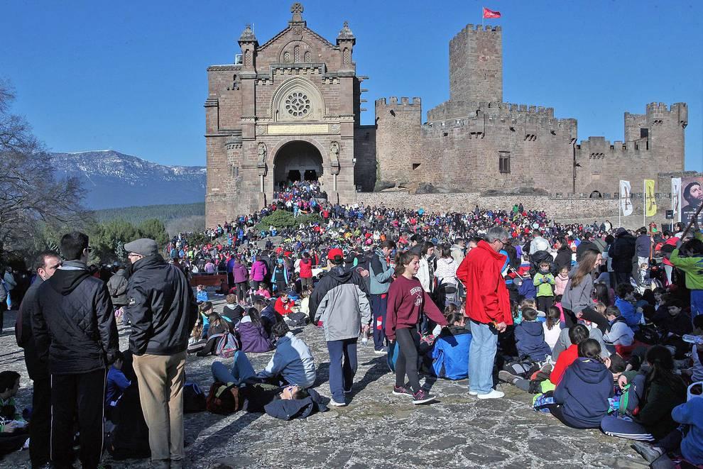 Navarra, muro de piedra: castillos y palacios por visitar