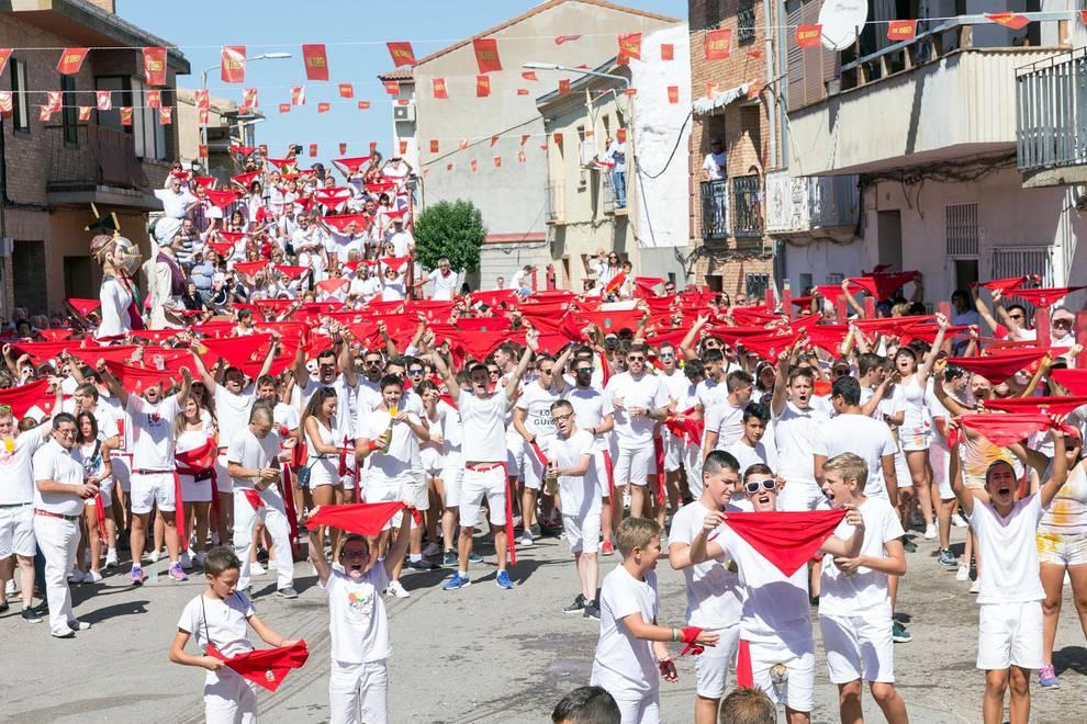 Cabanillas Coge El Testigo De Las Fiestas En Honor A San Roque Su