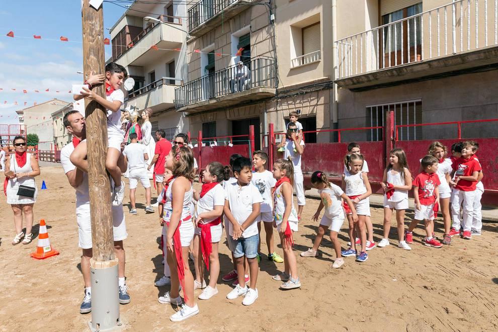 Fotos De Fiestas Cabanillas 17 De Agosto Diario De Navarra