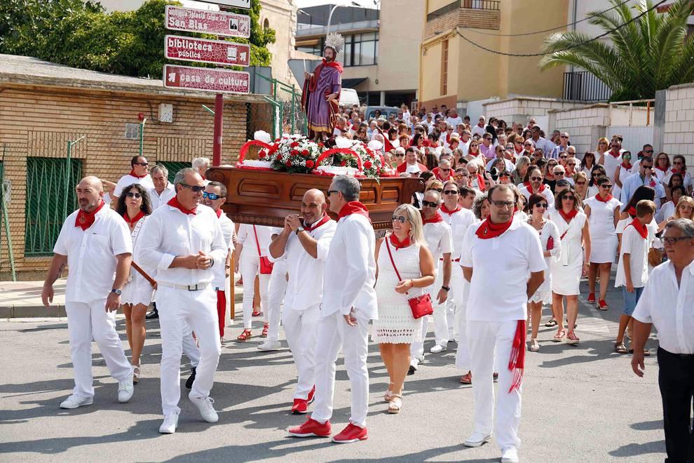 Día de San Bartolomé en las fiestas de Ribaforada 2018, 24 de agosto (1/16) - Imágenes del día de San Bartolomé en las fiestas de Ribaforada 2018, 24 de agosto - Tudela y Ribera -