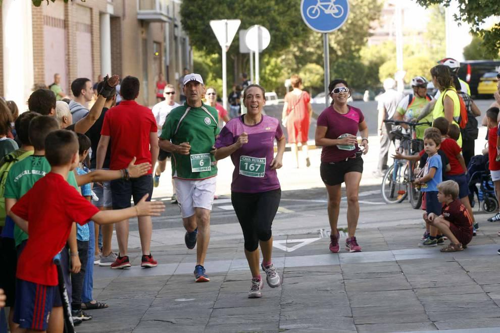 V Cross Popular Día de la Rotxapea (1/66) - Imágenes de la carrera celebrada este sábado en el barrio pamplonés. - Contenidos -