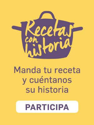 Recetas con historia participar banner
