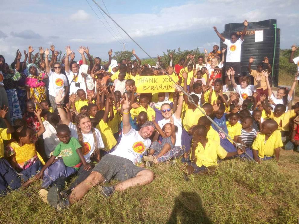 La solidaridad de Barañáin sigue llegando a Tsunza (Kenia) con Children of Africa