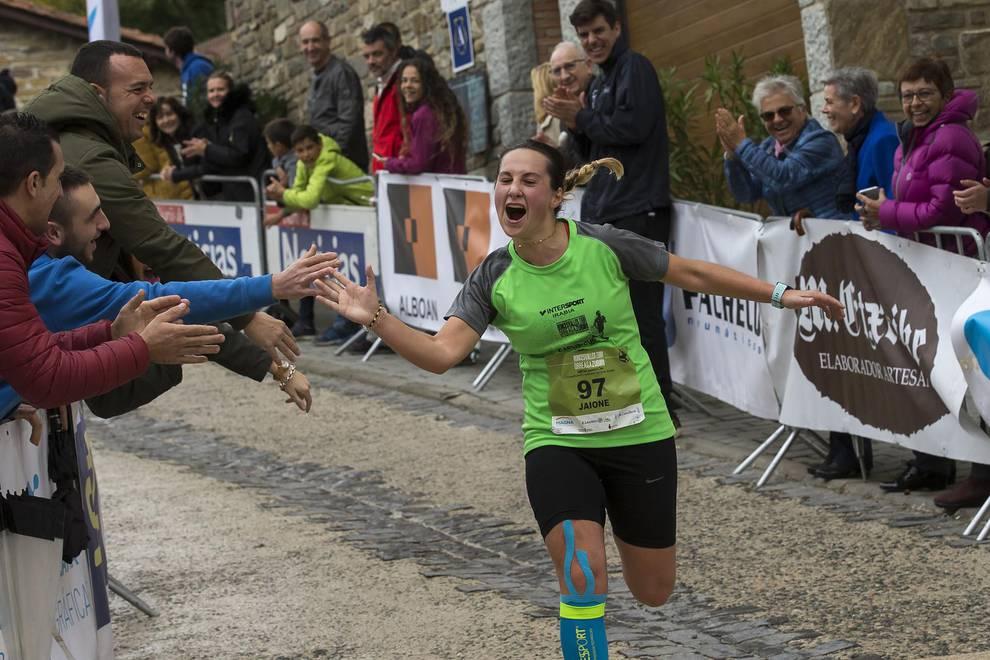 XIII Roncesvalles-Zubiri (1/28) - Fotos de la XIII edición de la carrera Roncesvalles-Zubiri - Correr por montaña DN Running -