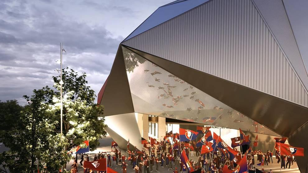 Proyecto de reforma de El Sadar - 'Sadar Berria. TYM - DOA' (1/22) - Propuesta del estudio TYM Herce para la reforma del estadio rojillo - Osasuna -