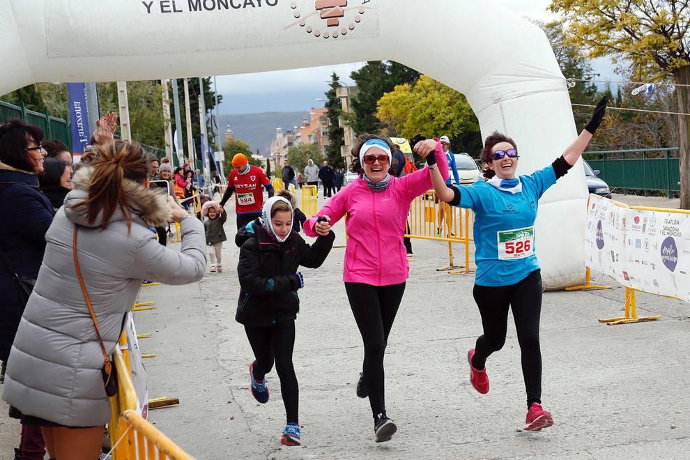 XXV Media maratón Vía Verde del Tarazonica (1/26) - Galería de imágenes de la Media maratón Vía Verde del Tarazonica. - Carreras populares DNRunning -