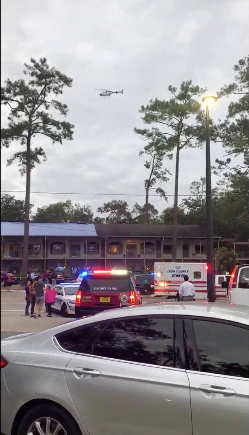 Investigan las causas de un tiroteo en un estudio de Yoga en Florida ... cde956e1fe1a