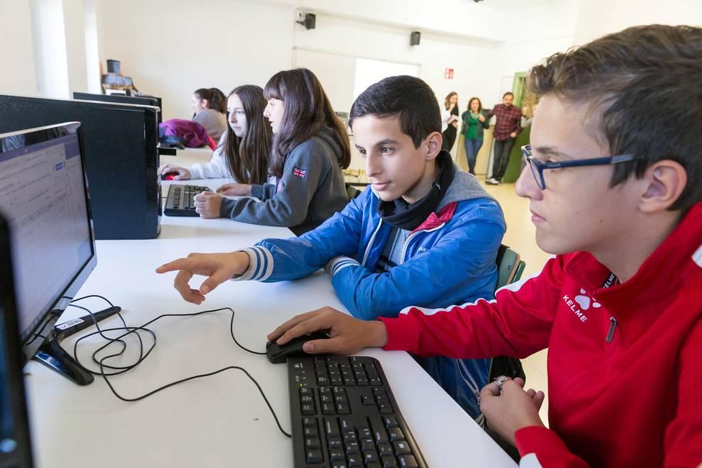 IES Alhama de Corella (1/13) - Alumnado del IES Alhama de Corella. - Navarra -