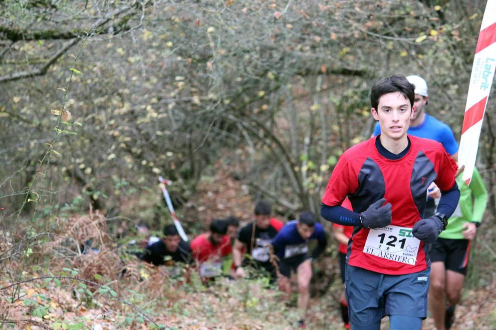 Cross El Arriero, en Eulate (1/12) - Fotos de la carrera celebrada el sábado 24 de noviembre. - Carreras populares DNRunning -