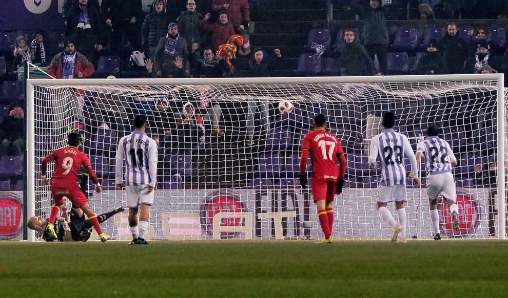 Copa del Rey | El Getafe pasa a cuartos de final gracias a un ...