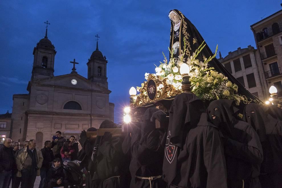 019fc5c8d Horarios y recorrido de procesiones: todos los actos de la Semana ...