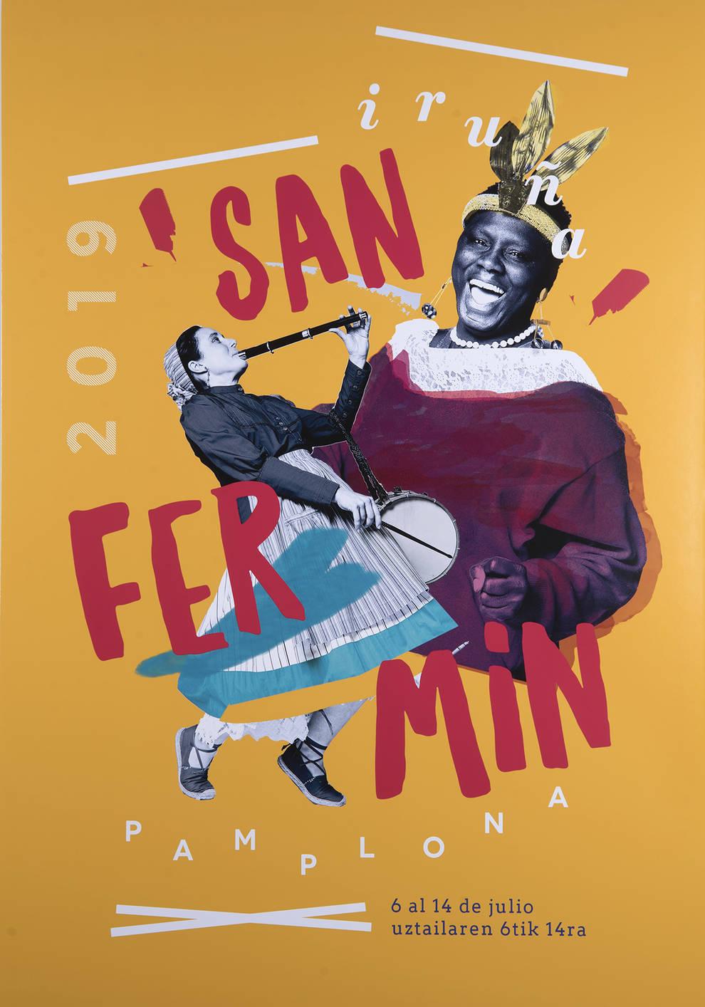(3/9)-Carteles de San Fermín 2019-Contenidos-