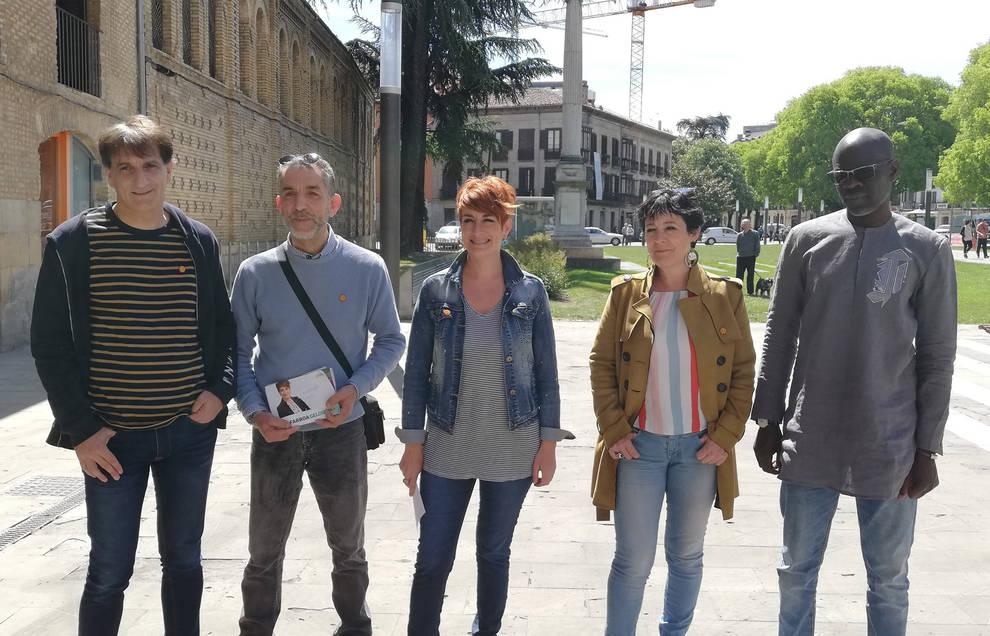 """EH Bildu Aboga Por Una Gestión """"integral"""" De La Diversidad"""