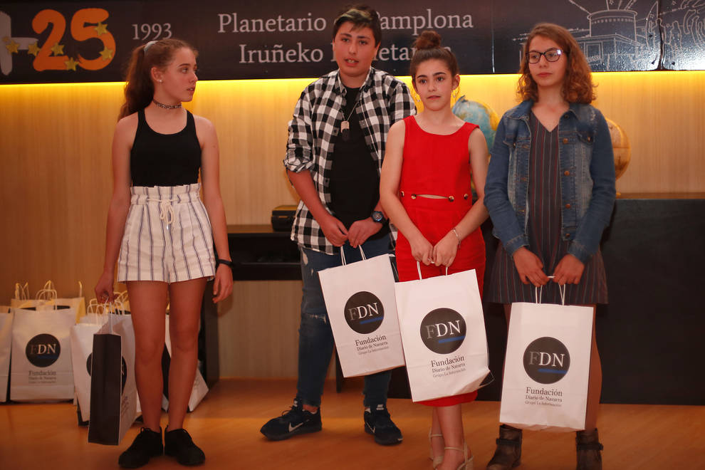 VI Concurso Escolar Periodístico Fundación Diario de Navarra