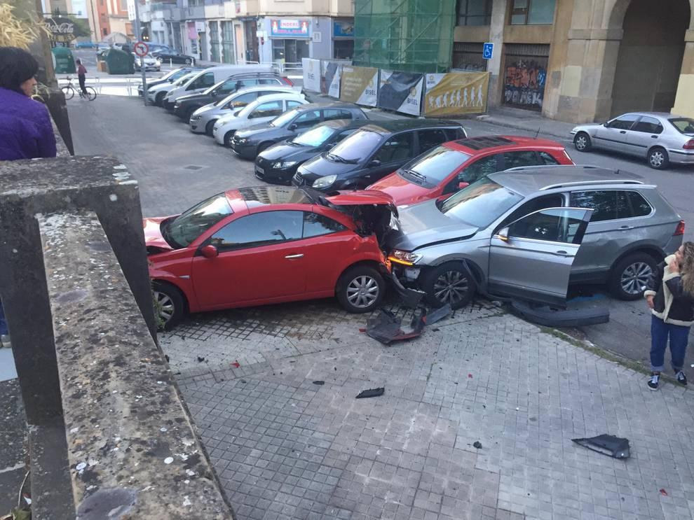 Luis Sabalza Presidente De Osasuna Herido Tras Chocar Con