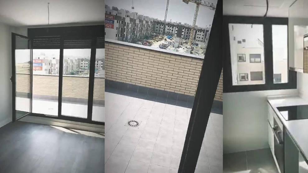 Así es el ático que la navarra Sofía Suescun se ha comprado en Madrid