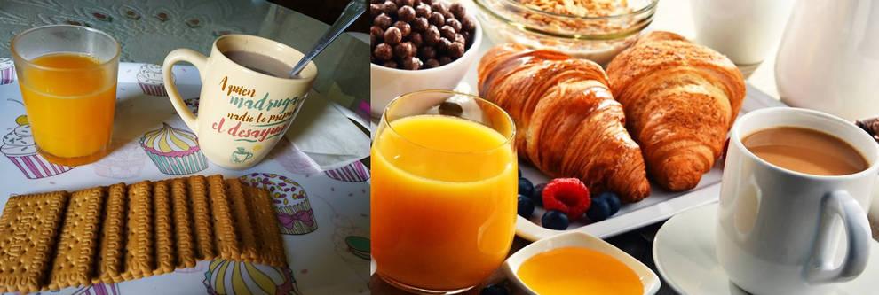 ¿Qué debo desayunar? Blog de Javier Angulo