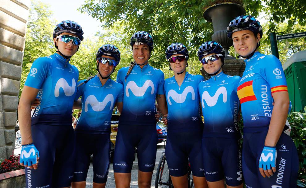 Equipo ciclista movistar 2020