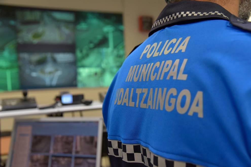 Agentes de la Policía Municipal descubrieron al menor en un control de asistentes en un salón de juego