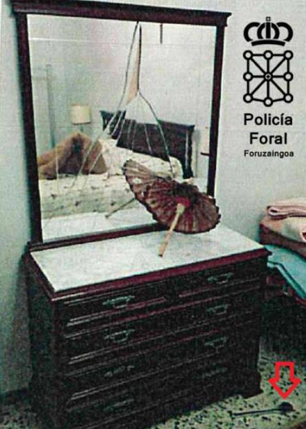 Declara que solo quería comer y dormir tras ser detenido por robar en una casa de Cascante