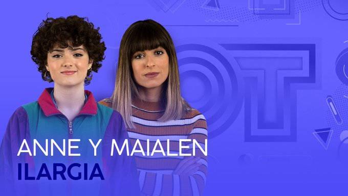 Maialen y Anne cantarán juntas una canción en euskera en la gala 2 de OT
