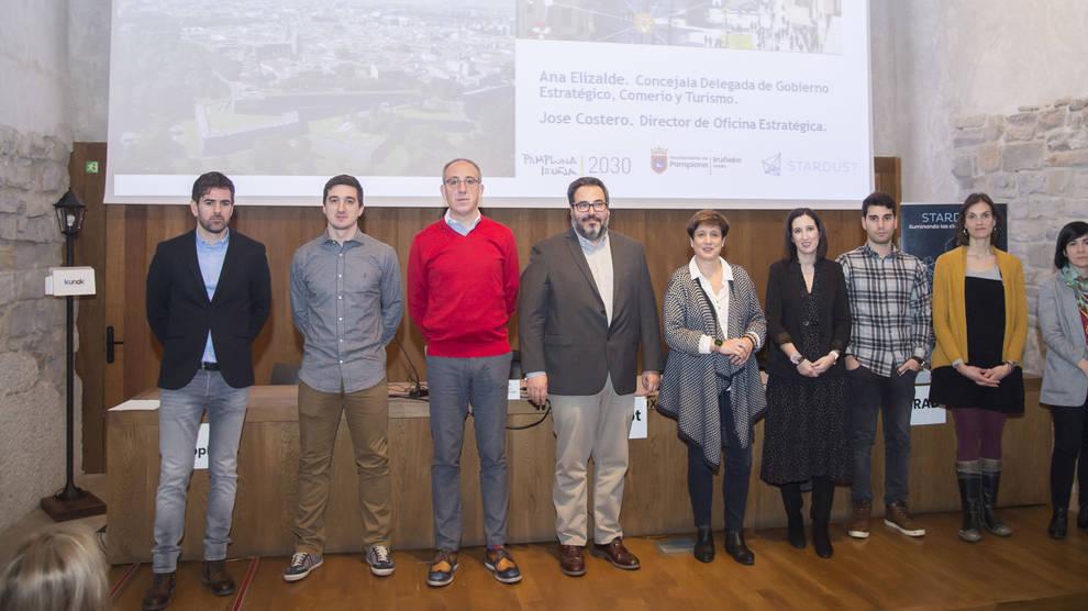 Pamplona apuesta por una ciudad verde, innovadora, inclusiva y creativa