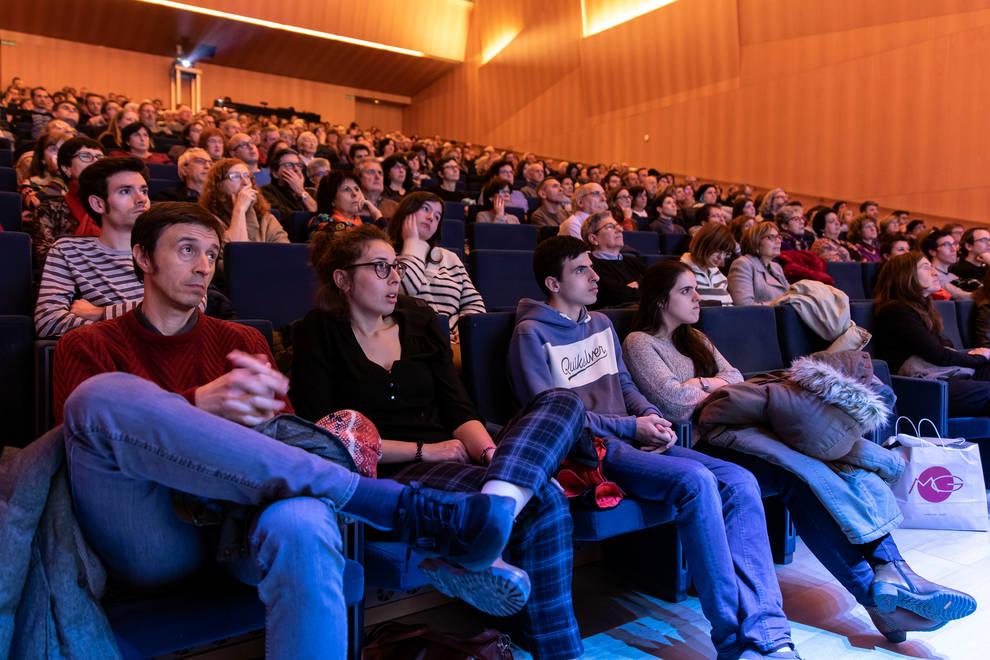 La sexta edición de Pamplona Negra incrementa el número de asistentes