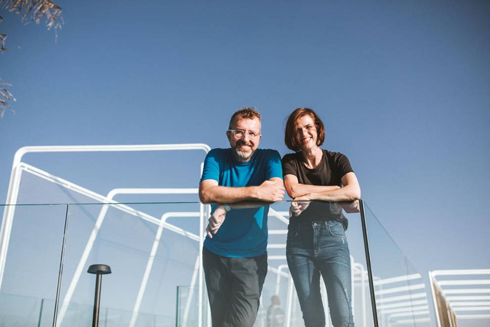 Dos arquitectos navarros ganan uno de los premios Elevator World