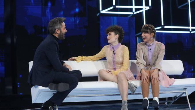 Maialen y Anne cantarán temas de Radio Futura y La Casa Azul en la gala 3