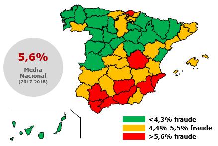 Navarra, entre las comunidades con menos fraude al seguro