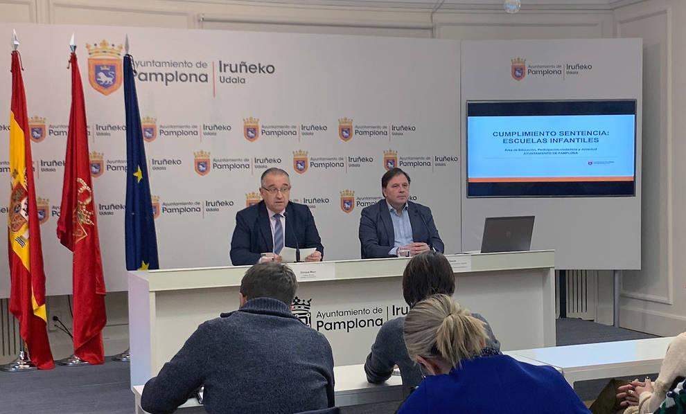 El Ayuntamiento reimplantará el modelo de castellano en Donibane y Printzearen Harresi