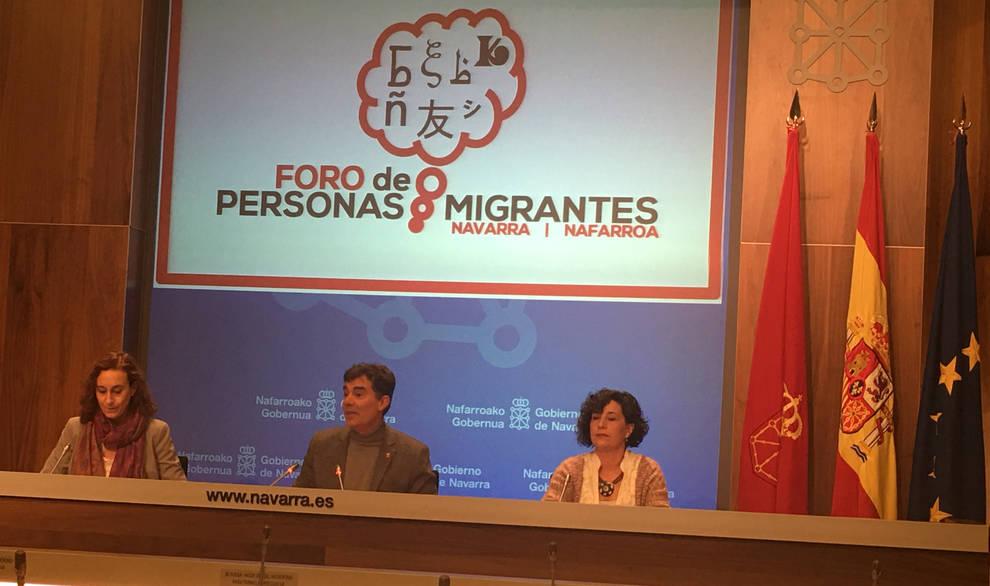 El Foro de las Personas Migrantes de Navarra contará con más de 150 asociaciones