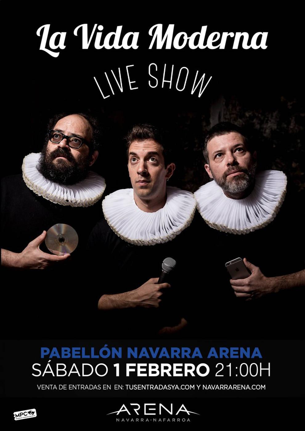 Broncano, Quequé e Ignatius llegan este sábado 1 de febrero al Navarra Arena