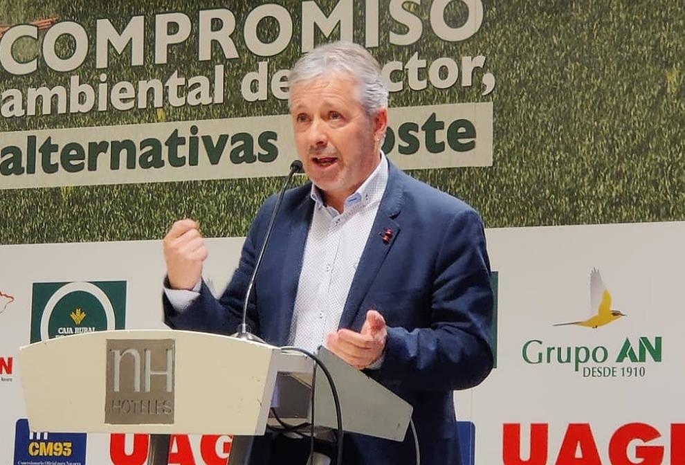 Bariain (UAGN): Hay que llenar Pamplona de tractores
