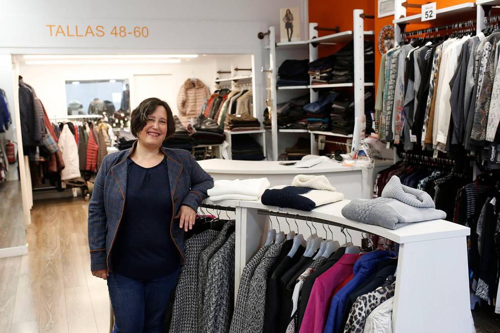 Tallas Grandes Que Sientan Bien En La Boutique Ana Y Yo Noticias De Pamplona Y Comarca En Diario De Navarra